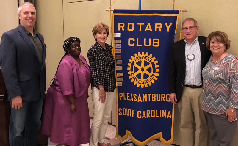 Pleasantburg Rotary Club